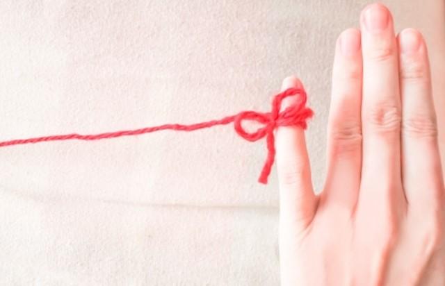 婚活 同時 進行 いつまで 赤い糸と手