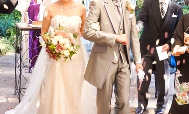 婚活 いつから 女 結婚式